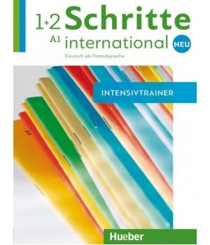 Вправи Schritte international Neu 1+2 Intensivtrainer + CD