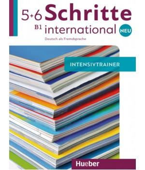 Вправи Schritte international Neu 5+6 Intensivtrainer + CD