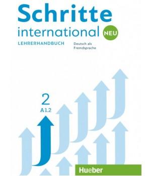 Книга для вчителя Schritte international Neu 2 Lehrerhandbuch