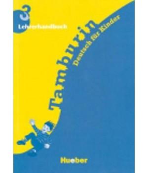 Книга для вчителя Tamburin 3 Lehrerhandbuch