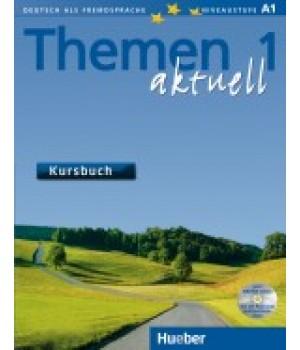 Themen aktuell 1 Kursbuch + CD-ROM