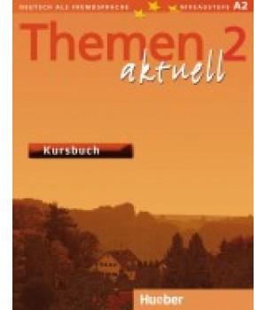 Підручник Themen aktuell 2 Kursbuch
