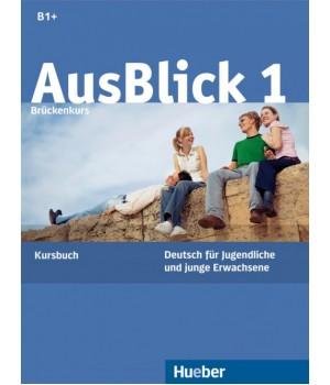 Підручник AusBlick 1 Kursbuch