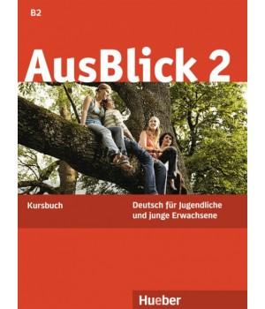 Підручник AusBlick 2 Kursbuch
