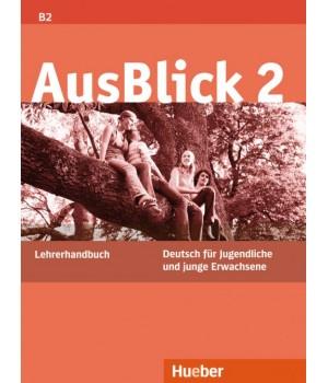 Книга для вчителя AusBlick 2 Lehrerhandbuch