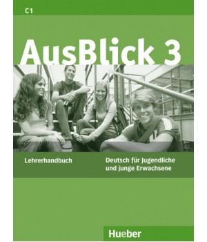 Книга для вчителя AusBlick 3 Lehrerhandbuch