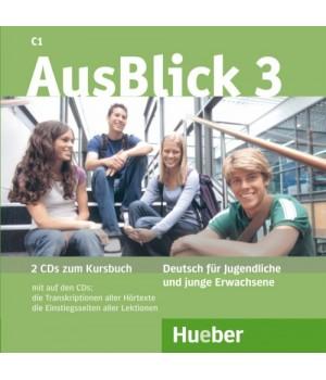 Диски AusBlick 3 Audio CDs