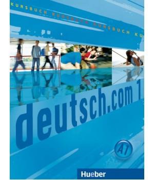 Підручник deutsch.com 1 Kursbuch