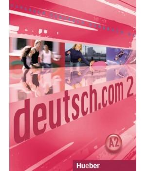 Підручник deutsch.com 2 Kursbuch