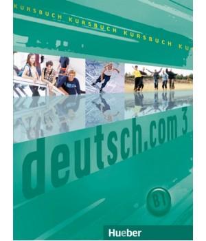 Підручник deutsch.com 3 Kursbuch