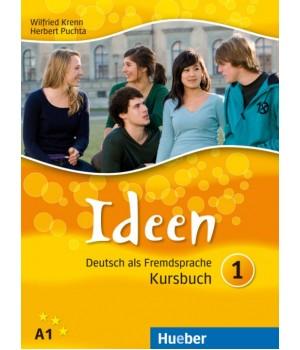 Підручник Ideen 1 Kursbuch