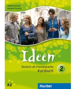 Підручник Ideen 2 Kursbuch