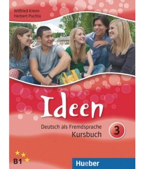 Підручник Ideen 3 Kursbuch
