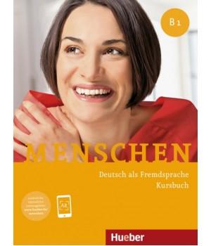 Підручник Menschen B1 Kursbuch mit DVD-ROM