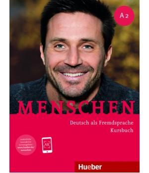 Підручник Menschen A2 Kursbuch