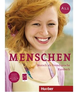 Підручник Menschen A1/1 Kursbuch