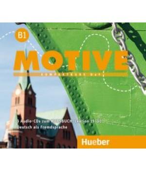 Диски Motive B1 Audio CDs zum Kursbuch Lektion 19-30