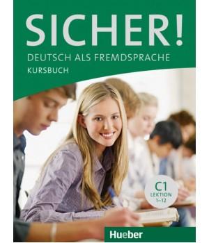 Учебник Sicher! C1 Kursbuch