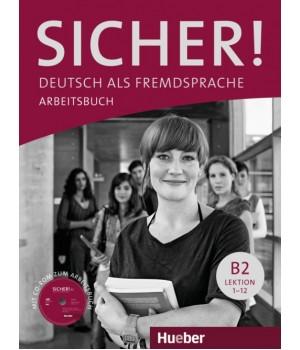 Рабочая тетрадь Sicher! B2 Arbeitsbuch + CD zum Arbeitsbuch