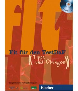 Тести Fit für den TestDaF Ubungsbuch mit integrierter CD