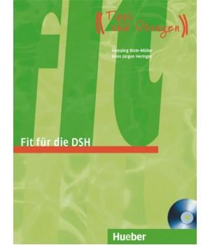 Підручник Fit fur die DSH Ubungsbuch mit integrierter CD