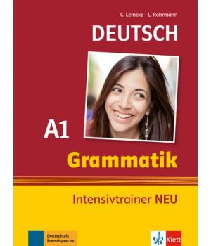 Вправи Grammatik Intensivtrainer Neu A1