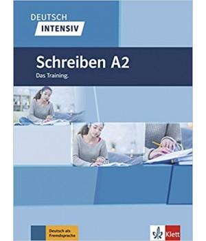 Вправи Deutsch intensiv Schreiben A2 Das Training