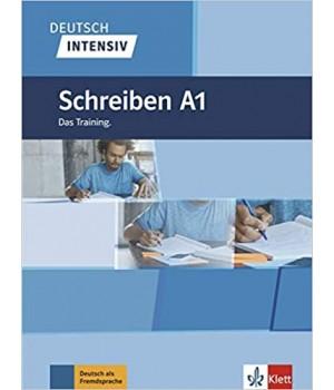 Вправи Deutsch intensiv Schreiben A1 Das Training