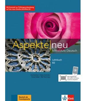 Підручник Aspekte 2 Neu B2 Lehrbuch ohne DVD