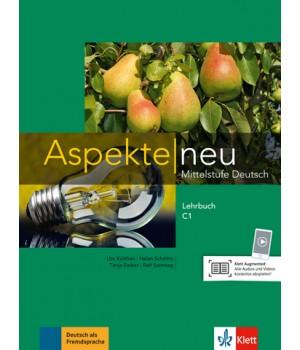 Підручник Aspekte 3 Neu C1 Lehrbuch ohne DVD