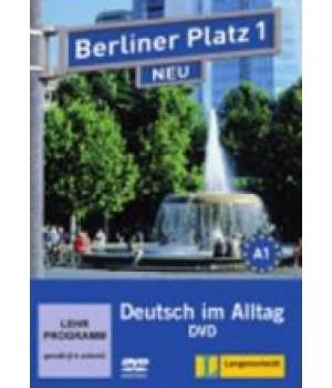 Диск Berliner Platz 1 NEU DVD