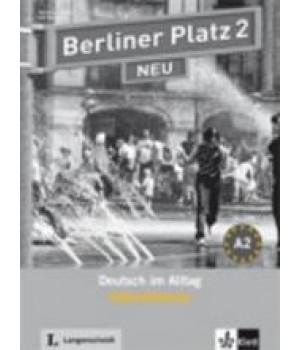 Упражнения Berliner Platz 2 NEU Intensivtrainer