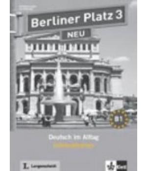 Вправи Berliner Platz 3 NEU Intensivtrainer
