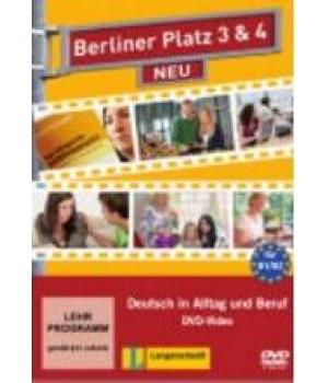 Диск Berliner Platz 3 und 4 NEU DVD
