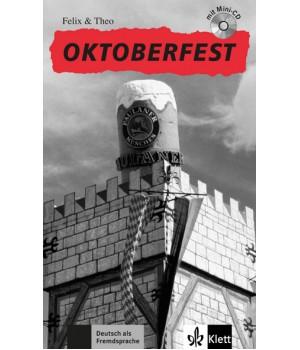 Книга для читання Oktoberfest (Stufe 1) Buch + CD