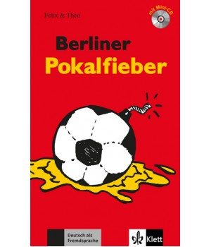 Книга для читання Berliner Pokalfieber (Stufe 1) Buch + CD