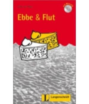 Книга для читання Ebbe & Flut (Stufe 2) Buch + CD