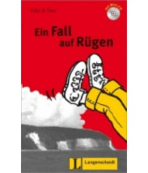 Книга для читання Ein Fall auf Rügen (Stufe 3) Buch + CD