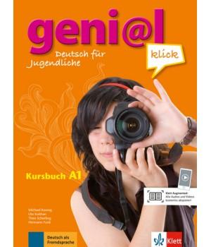 Підручник geni@l klick A1 Kursbuch mit 2 Audio-CDs