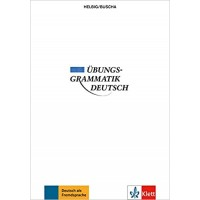 Вправи з граматики Übungsgrammatik Deutsch (B1-C2)