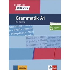 Граматика Deutsch intensiv Grammatik A1, Das Training, Buch + online