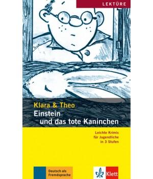 Книга для читання Einstein und das tote Kaninchen (Stufe 2) Buch + CD