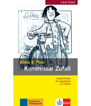 Книга для читання Kommissar Zufall (Stufe 2) Buch + CD