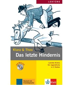Книга для читання Das letzte Hindernis (Stufe 2) Buch + CD