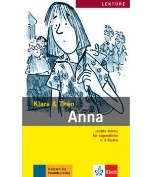 Книга для читання Anna (Stufe 3) Buch + CD