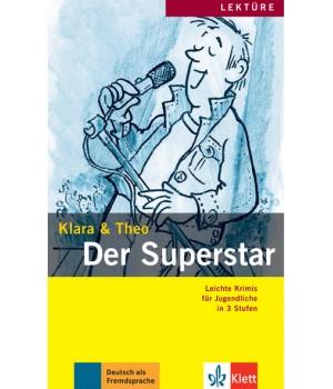 Книга для читання Der Superstar (Stufe 1) Buch + CD
