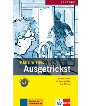 Книга для читання Ausgetrickst (Stufe 2) Buch + CD