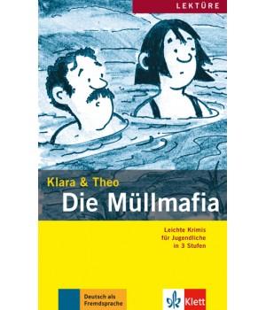 Книга для читання Die Müllmafia (Stufe 2) Buch + CD