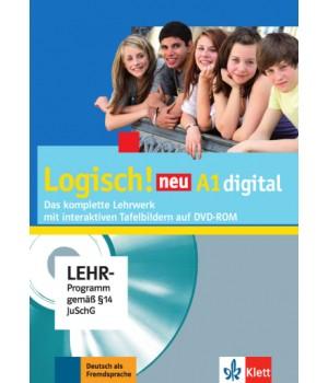 Диск Logisch! neu A1 Logisch digital mit interaktiven Tafelbildern
