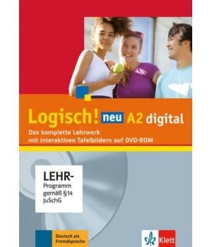 Диск Logisch! neu A2 Logisch digital mit interaktiven Tafelbildern